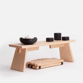 Meditation Table, by Daiikukai