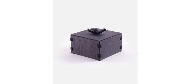 TOMOBAKO box (ebonized)